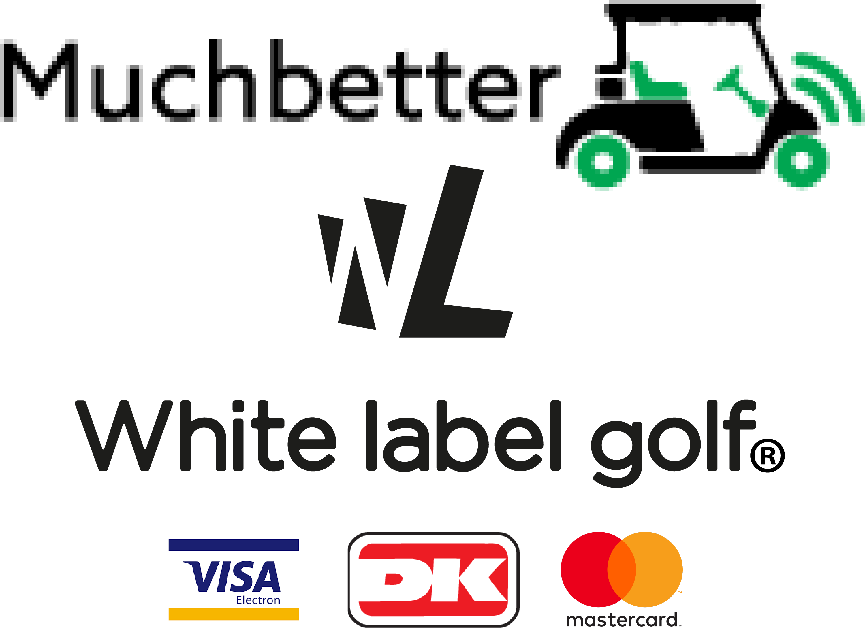 White label golfbolde